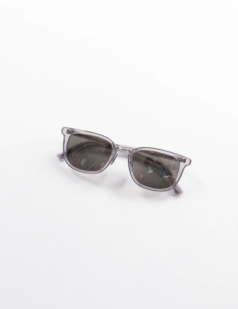 Workman Grey/Brushed Silver Kettner Sunglasses