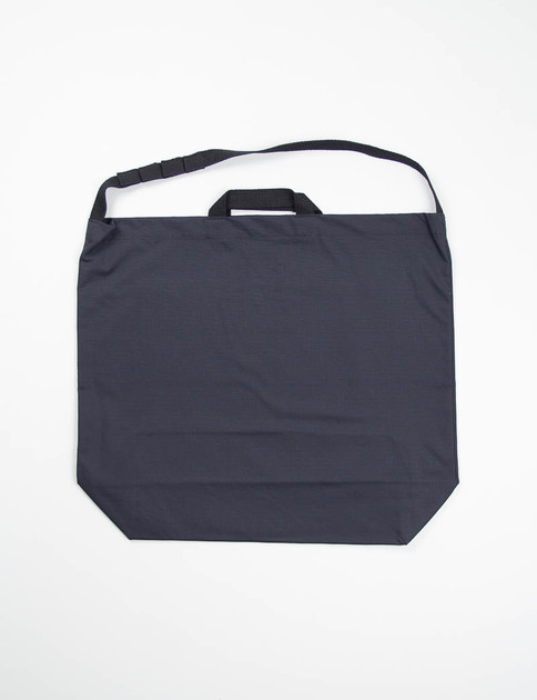 Dark Navy Nyco Ripstop Carry–All Tote
