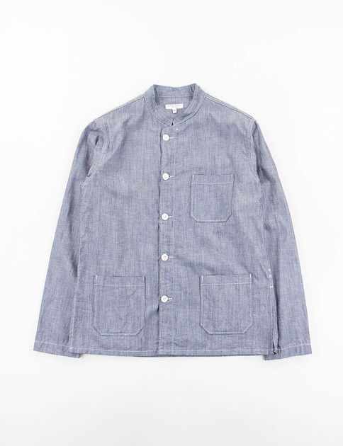 Blue Cone Chambray Dayton Shirt