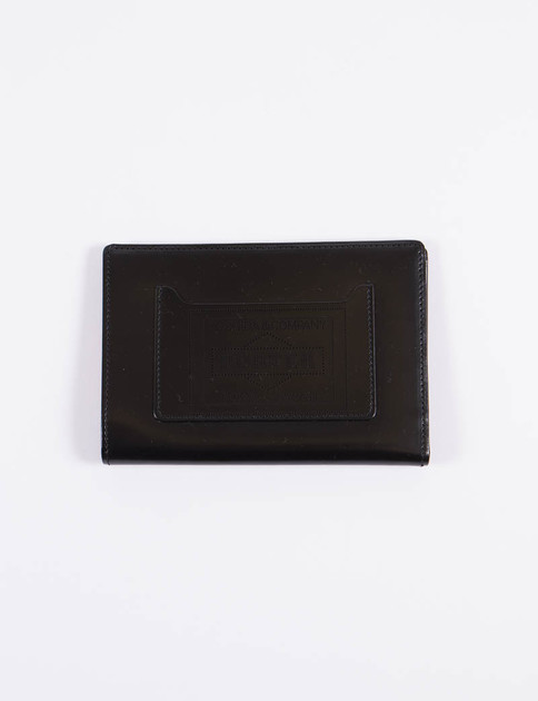 Black Stand Original Passport Case