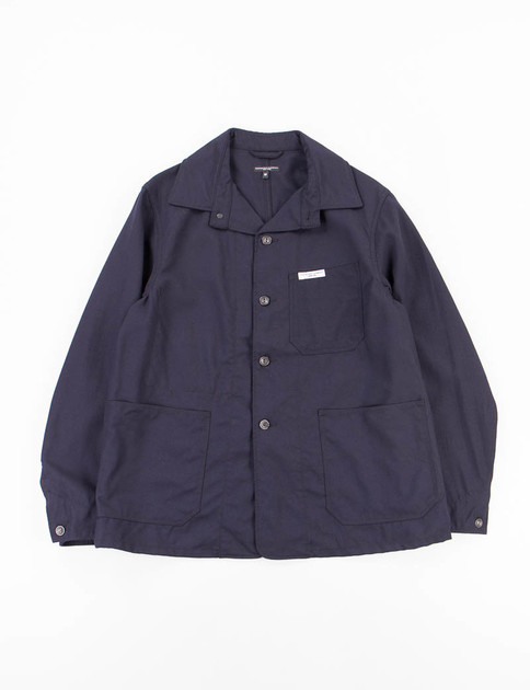 Navy Uniform Serge Portview Jacket