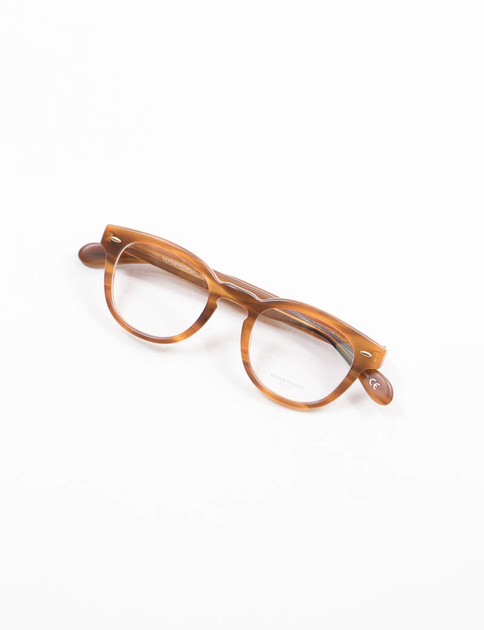 Matte Sycamore Sheldrake Optical Frame