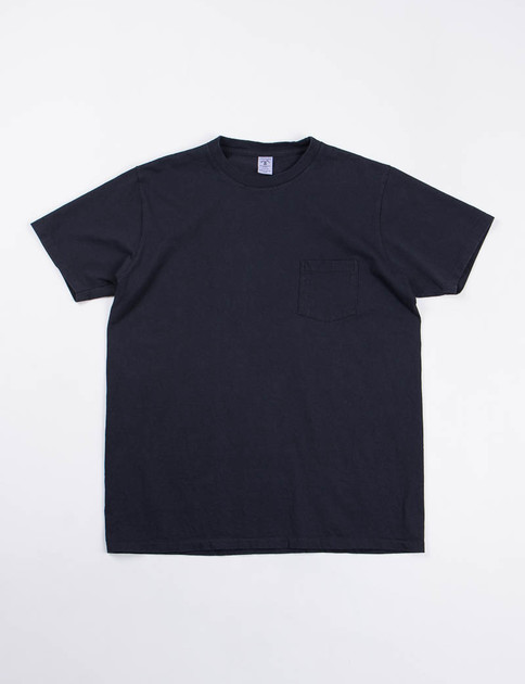 Black Indigo 1–Pac Pocket Tee