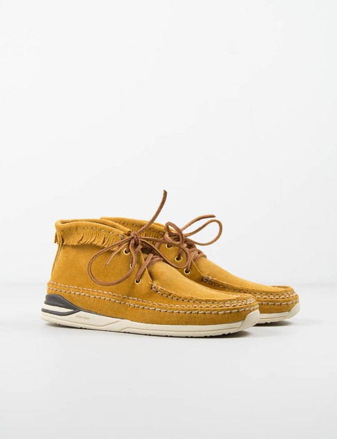 Light Brown Voyageur Moc–Folk