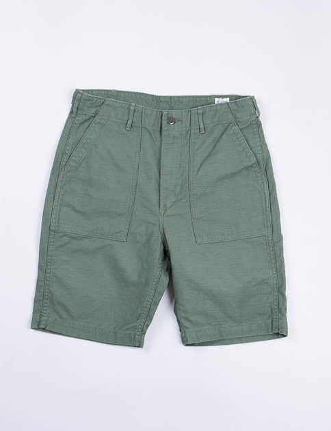 Green US Army Fatigue Short