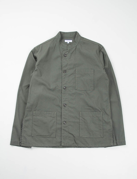 Olive Ripstop Dayton Shirt – EXCLUSIVE