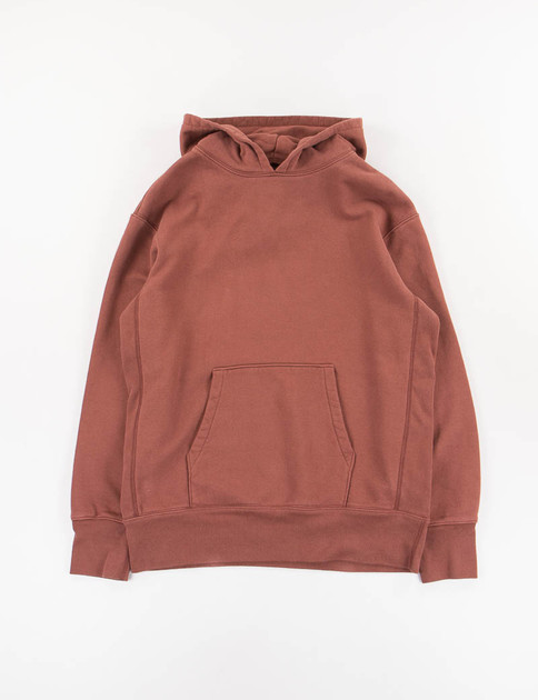 Oxblood Gusset Pullover Parka SPECIAL