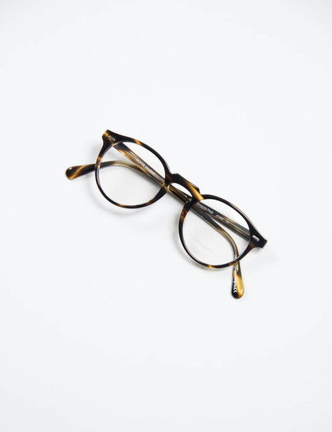 Cocobolo Gregory Peck Optical Frame