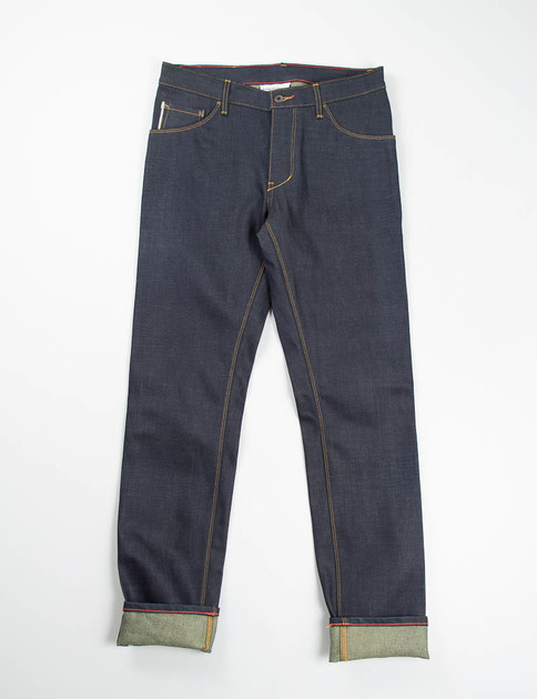 Original Selvage Raw Martin Jean