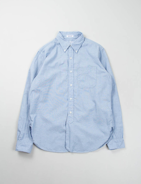 Light Blue Dungaree Oxford 19th Century BD Shirt