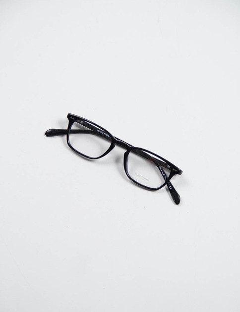 Black Sir Kent Optical Frame