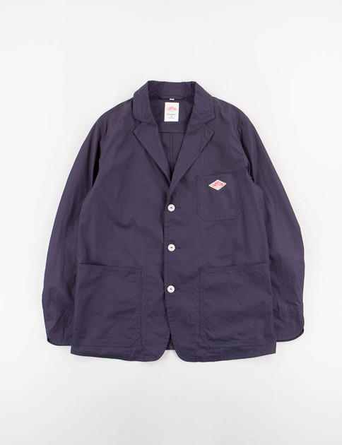 Navy Downproof Work Jacket
