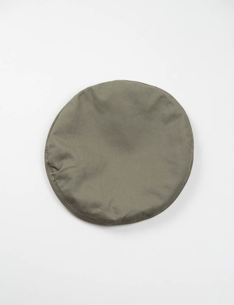 Olive French Twill Beret