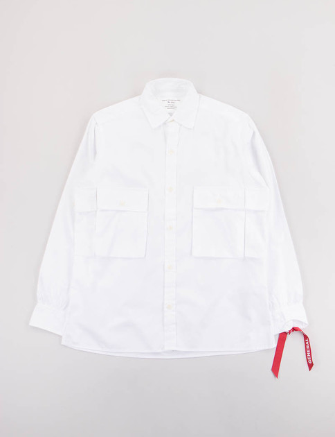 White Game Shirt