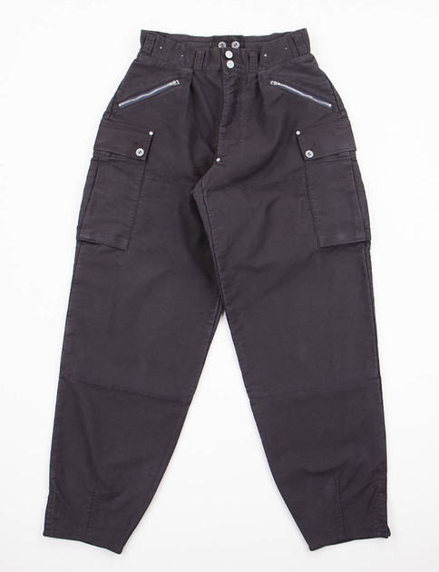 Lybro Black Navy Mountain Div Pant