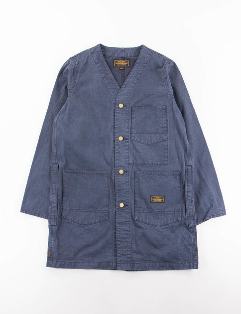 Navy NC Dealer C–Coat