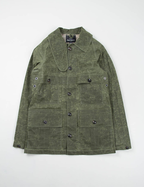 Army Cape Cameraman Jacket