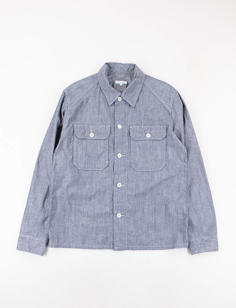 Blue Cone Chambray Field Shirt