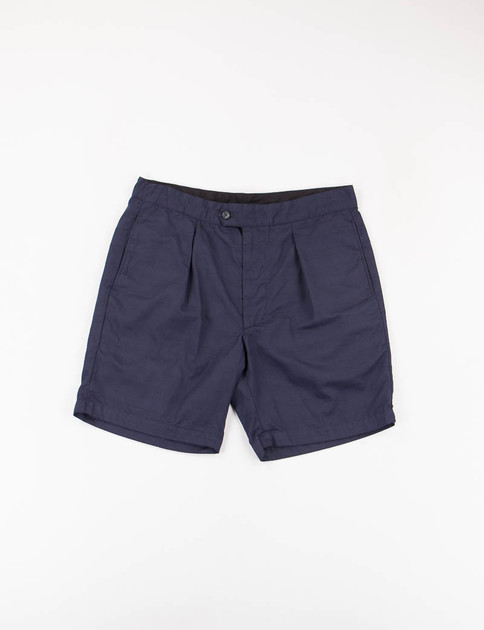 Dark Navy Java Cloth Sunset Short