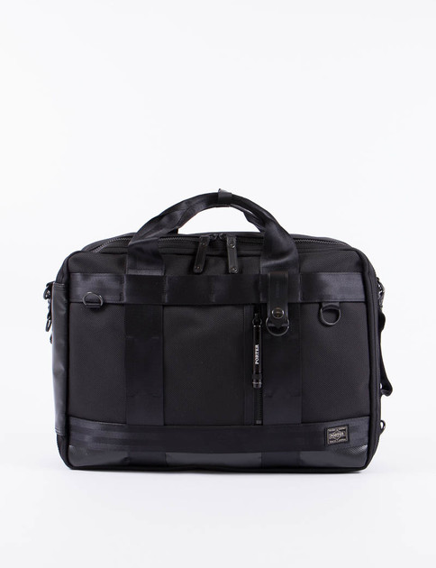Black Heat 3Way Brief Case