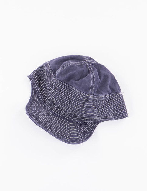Navy Twill Old Man And The Sea Cap