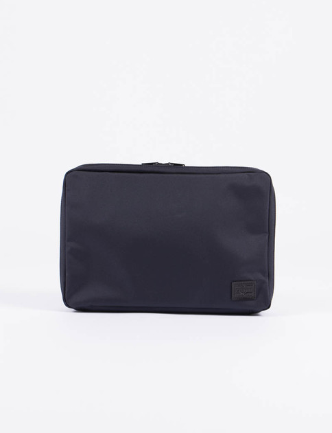 Navy View Document Case S