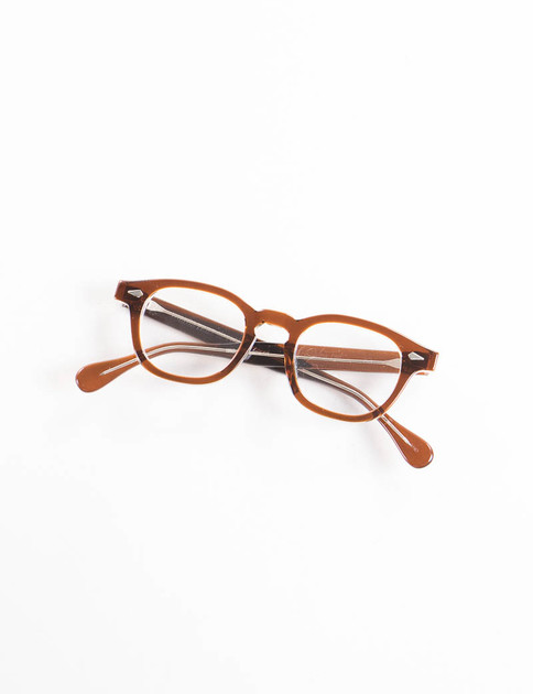 Brown Crystal AR Optical Frame