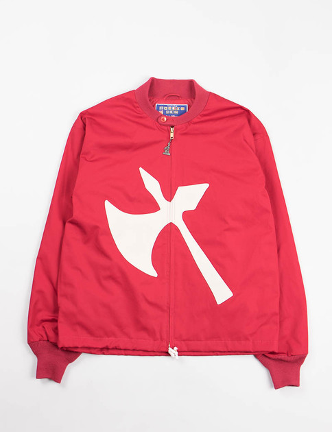 Ax M–Mac x Wakouwa Paneled Boat Jacket