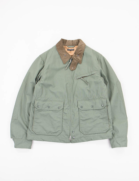 Olive NyCo Ripstop Pathfinder Jacket