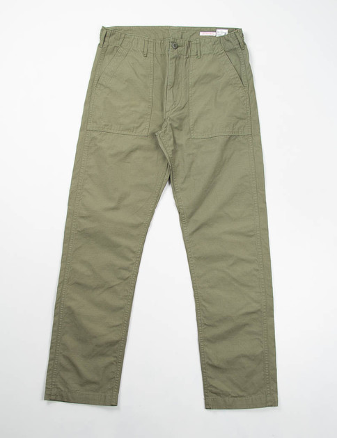 Army Ripstop US Army Slim Fit Fatigue Pant – EXCLUSIVE