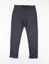 Dark Navy Stripe Tropical Wool Cinch Pant