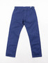 Ink Blue Poplin Slim Fit US Army Fatigue Pant SPECIAL