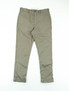 Olive High Count Twill Cinch Pant