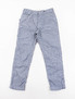 Blue Cone Chambray Painter Pant