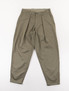 Olive Vancloth Sateen Riding Pant