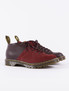 Oxblood EG X DM Smooth Leather & Repello Calf Suede Church Boot