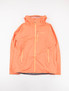 Campfire Orange Stretch Rainshadow Jacket