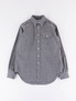 Indigo Heavy Cotton Chambray BD Shirt