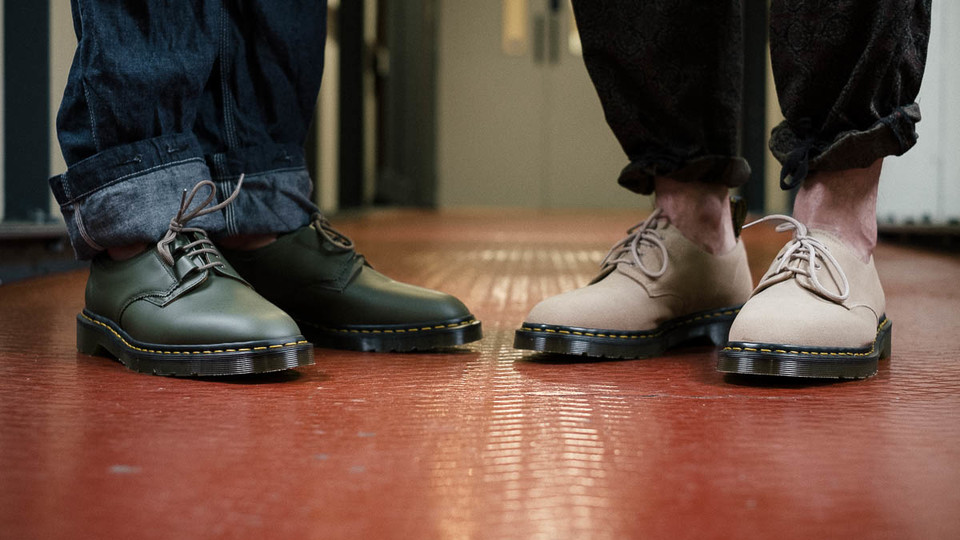 DR.MARTENS X ENGINEERED GARMENTS